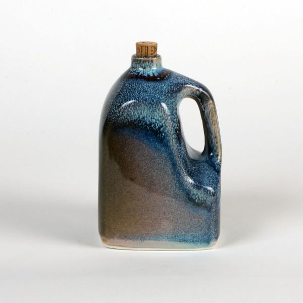 Handmade porcelain sculpture by Edward Sudentas